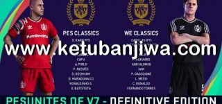 PES 2021 PESunites Option File v7 AIO