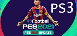 eFootball PES 2021 VR Patch v6 AIO For PlayStation 3 BLES Ketuban Jiwa