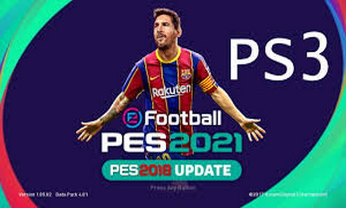 PES 2021 PS3 CFW/OFW HEN VR Patch v6 AIO