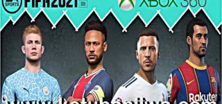 FIFA 21 XBOX 360 Full Games + Patch Season 2021