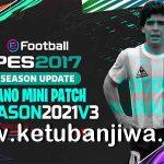 PES 2017 Hano Patch v3 AIO Next Season 2021