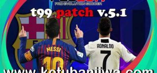 PES 2017 T99 Patch 5.1 AIO Final Season 2021