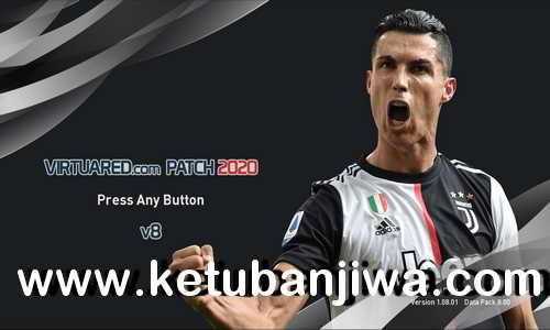 PES 2020 VirtuaRed Patch 8.0 AIO Season 2021 Ketuban Jiwa