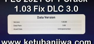 PES 2021 CPY Crack 1.03 Fix Exe File For DLC 3.0 Ketuban Jiwa