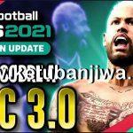 PES 2021 Mega Classic Patch 3.5 Update Compatible DLC 3.0