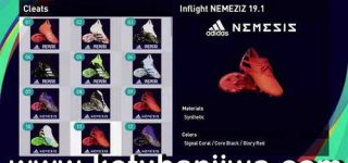 PES 2021 New Bootpack v3 AIO For All Patch