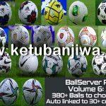 PES 2021 Ball Server Pack v6 AIO