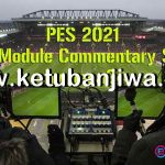 PES 2021 Sider Module Commentary Server
