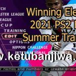 Winning Eleven 2021 PS2 ISO Full Summer Transfer