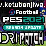 PES 2021 Andri Patch 3.0 AIO Compatible DLC 3.0