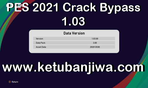 PES 2021 Crack Bypass 1.03 For Lite to Full Version