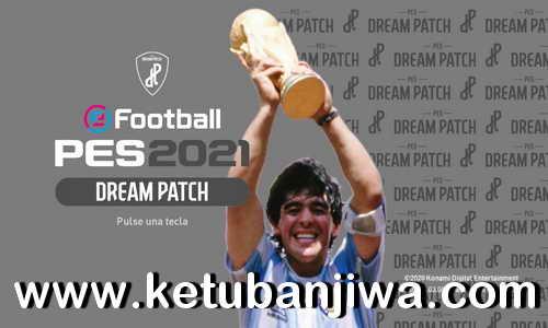 eFootball PES 2021 Dream Patch v1 Tribute to Diego For PC Ketuban Jiwa