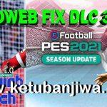 PES 2021 EvoWeb Patch 1.0 Fix File DLC 3.0
