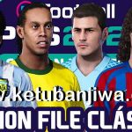 PES 2021 PS4 Selections Classic Option File