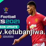 PES 2021 Unofficial 1.03.01 GamePlay