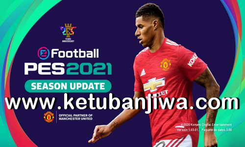 eFootball PES 2021 Unofficial 1.03.01 GamePlay For Original Gams - Steam Ketuban Jiwa