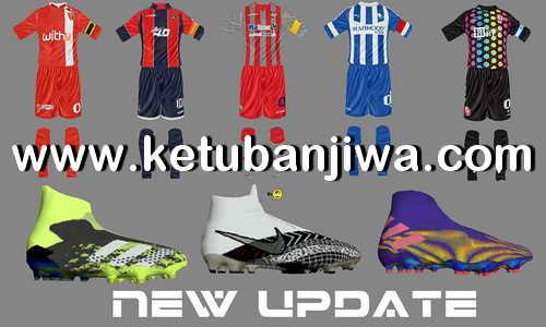FIFA 14 IMs Graphic Mod + Winter Transfer Squad Update 11 January 2021 Ketuban Jiwa
