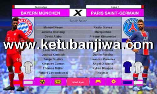 PES 2013 Chicho Patch v11 All In One New Season 2021 Ketuban Jiwa