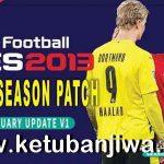 PES 2013 Next Season Patch 2021 AIO + January Update
