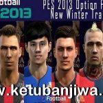 PES 2013 Winter Transfer 22/01/2021 Next Season Patch 2021
