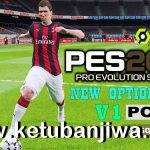 PES 2016 Option File v1 January Next Season Patch 2021