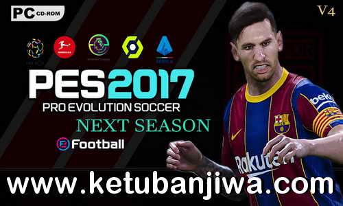 PES 2017 Next Season Patch 2021 Update v7 by MO7 Ketuban Jiwa