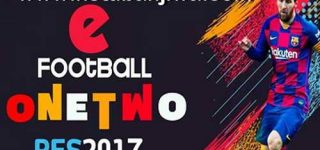PES 2017 OneTwo Patch v7 AIO Season 2021 Full Unlocked Keuban Jiwa