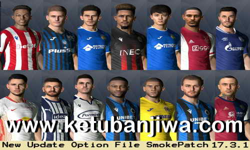 PES 2017 Option File Winter Transfer 10 January 2021 For Smoke Patch 17.3.1 by EsLaM Ketuban Jiwa