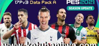 PES 2017 Seventeen Patch 3.0 Update Data Pack A