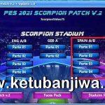 PES 2021 Scorpion Patch v2 AIO + Update 1.0