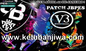 eFootball PES 2021 JBPES World Patch v3 AIO + Stadium Server For PC Ketuban Jiwa