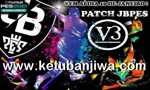 PES 2021 JBPES Patch v3 AIO + Stadium Server