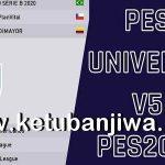 PES 2021 PESUniverse Option File 5.0 AIO