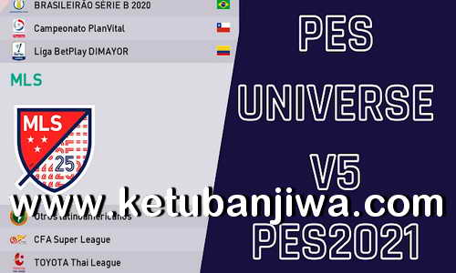 PES 2021 PESUniverse Option File 5.0 AIO