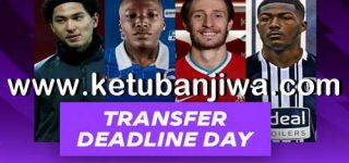 FIFA 14 Deadline Day Winter Transfer Squad Update 02/02/2021