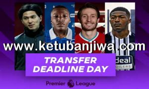 FIFA 18 Deadline Winter Transfer Squad Update 03 February 2021 by IMS Ketuban Jiwa