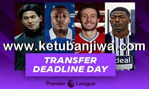 FIFA 19 Deadline Winter Transfer Squad Update 02 February 2021 by IMS Ketuban Jiwa