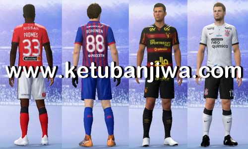 FIFA 19 FIFAXIX IMs Mod AIO Season 2021 + Squad Update 24 February 2021 Ketuban Jiwa