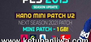 PES 2013 Hano Mini Patch v2 AIO Winter Transfer Season 2021
