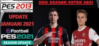 PES 2013 New Season Patch AIO + Update v4 Winter Transfer 2021