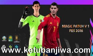 PES 2016 Magic Patch v1 AIO Winter Transfer New Season 2021 Ketuban Jiwa