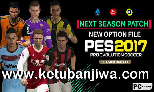 PES 2017 All Winter Transfer 01/02/2021 For Next Season Patch