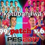 PES 2017 T99 Patch 6.0 AIO New Season 2021
