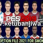 PES 2019 Full Winter Transfer 11 February 2021 For Smoke Patch 19.3.5