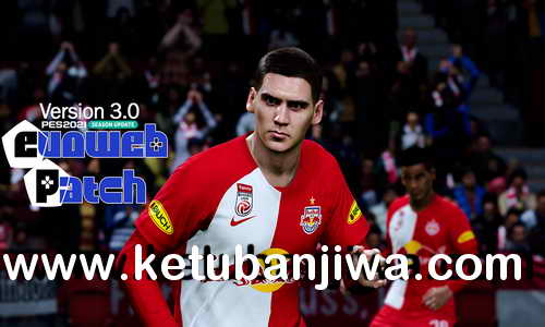 PES 2021 EvoWeb Patch 3.0 Compatible DLC 4.0 Single Link