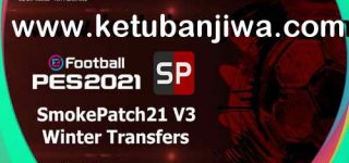 PES 2021 Option File Full Winter Transfer 05/02/2021 For Smoke Patch