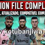 PES 2021 Option File v6 AIO DLC 4.0 For PC + PS4 + PS5