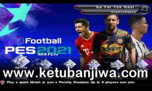 PES 2021 Transfer Update February 2021 ISO English Version For PlayStation 2 Ketuban Jiwa