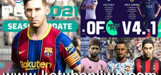 PES 2021 PS4 AndrewPES Option File 4.1 AIO Compatible DLC 4.0