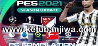 PES 2021 Compilation Option File AIO DLC 4.0